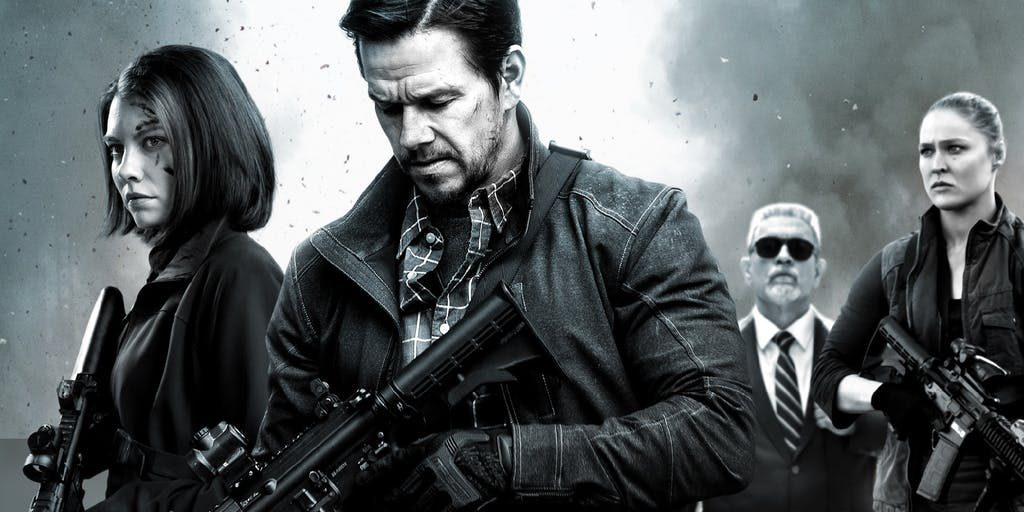 Review of Mile 22